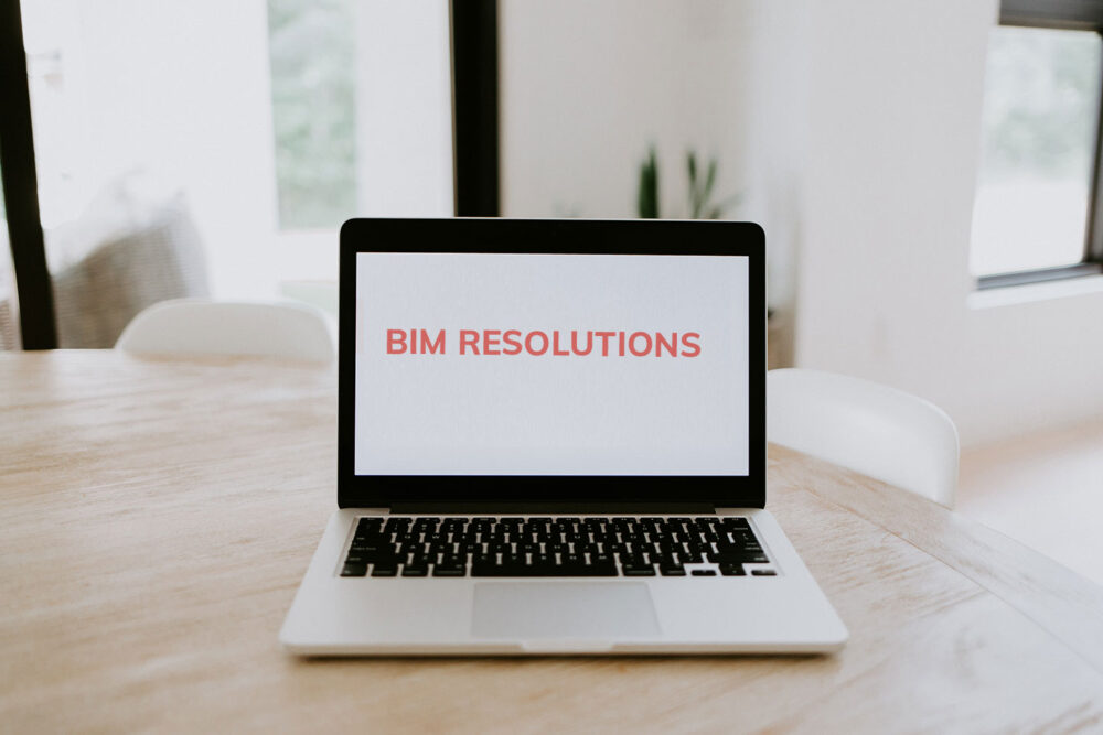 New Year BIM Resolutions