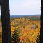 Door County, Wisconsin shows its true colors every fall