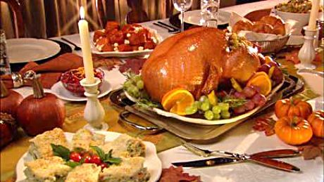 Thanksgiving is just the beginning of our annual holiday binge days