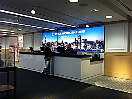 A new Chicago Visitors Center recently opened at Macy's on State Street