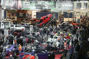 Annual CAS draws a crowd at McCormick Place. CAD photo