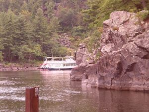 Take a paddle boat excursion on the St. Croix River. (Jodie Jacobs photo)