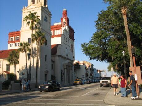Visit St. Augustine, FL (J Jacobs photo)