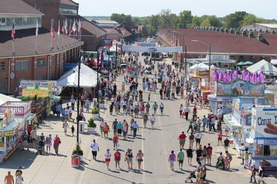 Illinois State Fair. (photo courtesy of Illinois.gov)