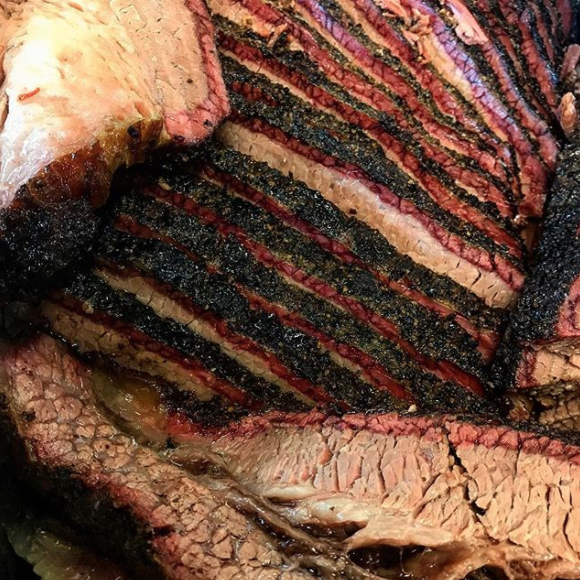Houston BBQ Brisket