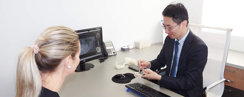 Dr Bobby Yang, Oral & Maxillofaral & Maxillofacial Surgeon Newcastle