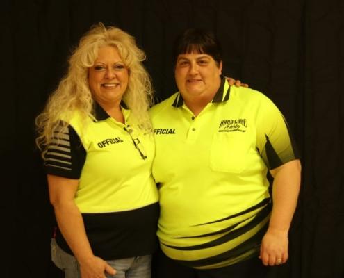 Michele Guy and Jenny Kashin