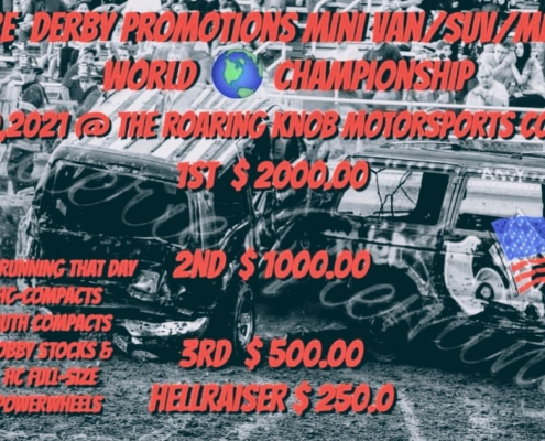 MINI VAN WORLD CHAMPIONSHIP 2021