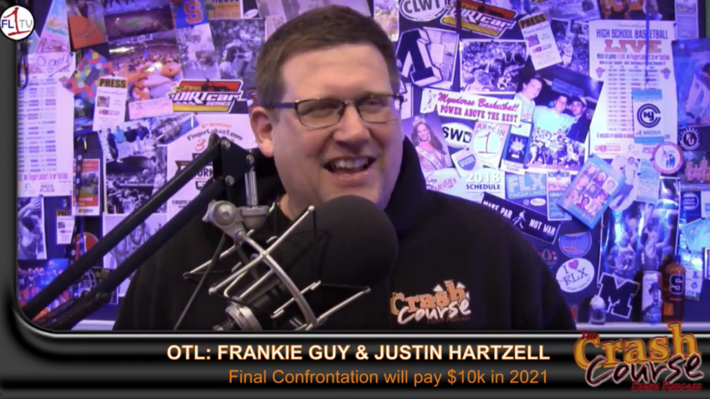 CRASH COURSE #336: Frankie Guy and Justin Hartzell