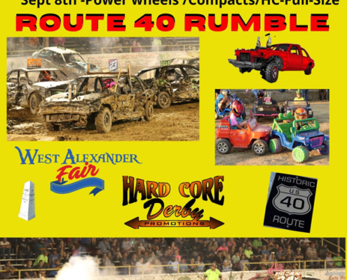 Route 40 Rumble