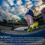 Von Manzano of Skatewerx Skate shop