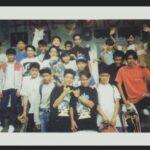 Filipino skateboarders from 1990