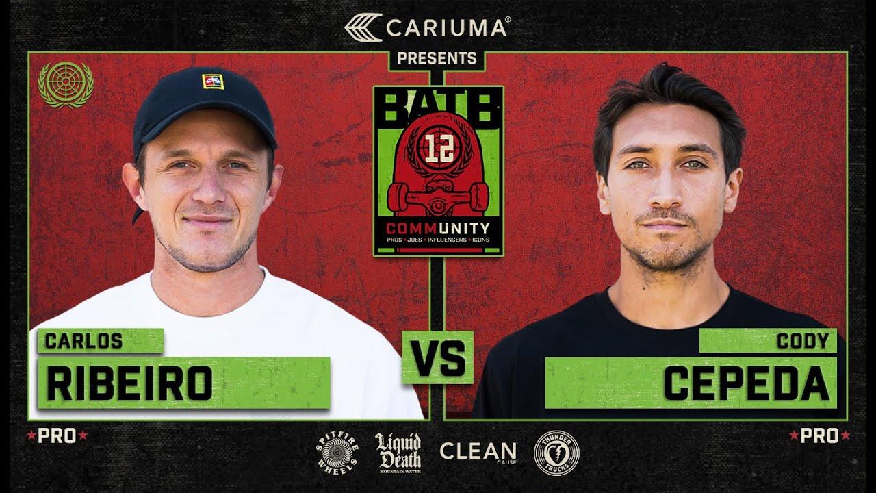 BATB 12 Carlos Ribeiro Vs. Cody Cepeda