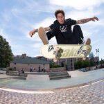 Dustin Dollin kickflip