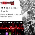 Filipino death metal tracks