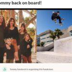 Gofundme Tommy Sandoval