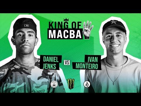 Ivan Monteiro VS Dani Jenks