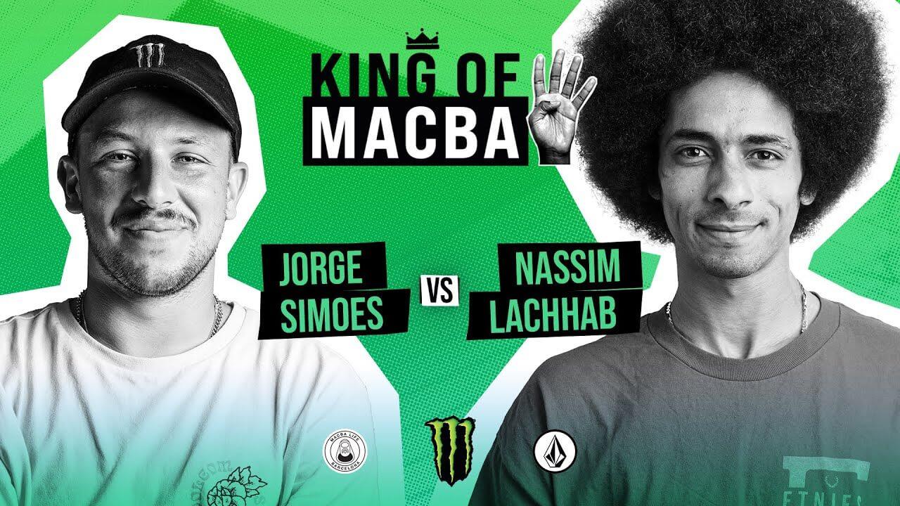Jorge Simões VS Nassim Lachhab