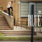 Mark Suciu's Blue Dog Adidas Part