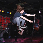 Riley Gale of Power Trip band