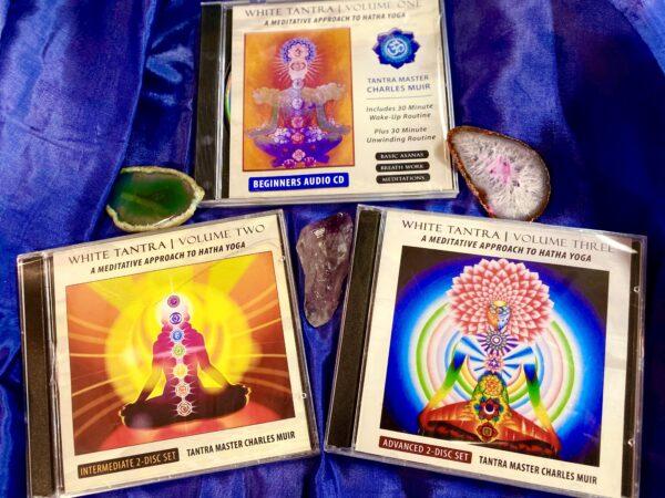 White Tantra Yoga CDs
