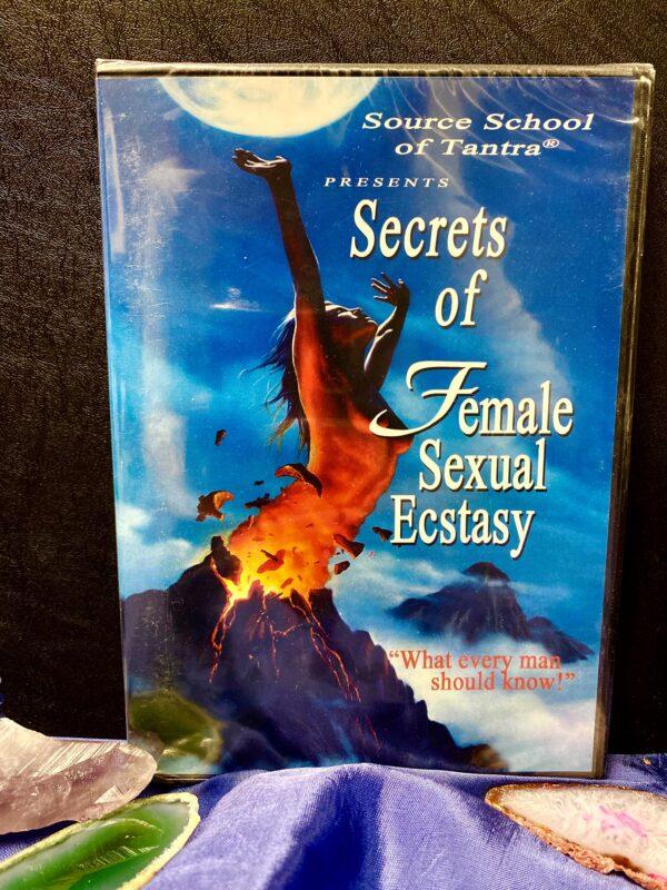 Secrets of Female Sexual Ecstasy