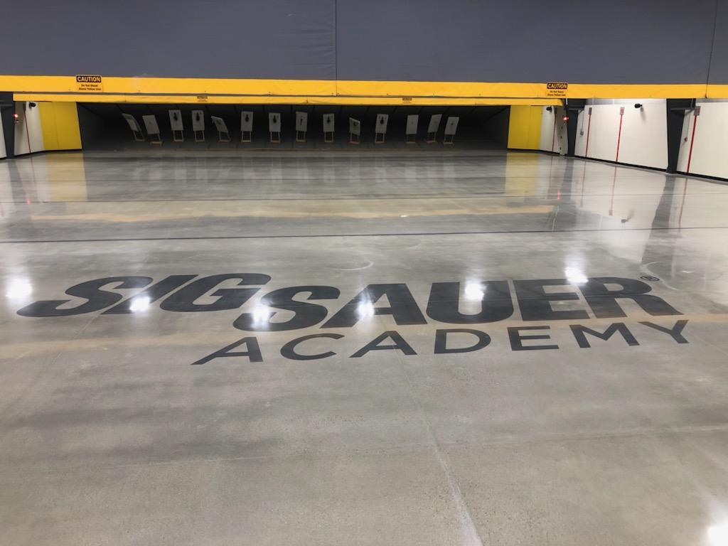 Sig Sauer Academy Rifle Range