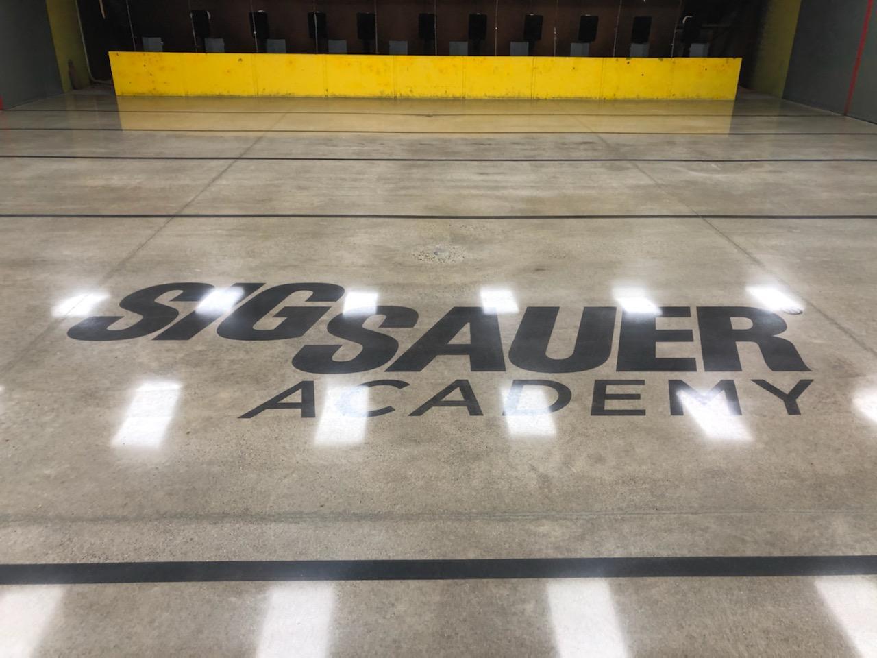 Sig Sauer Academy Pistol Range