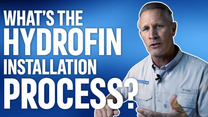 What's the Hydrofin Installation Process?