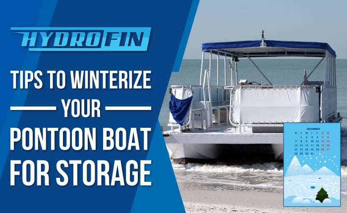 Tips to Winterize Your Pontoon Boat for Storage