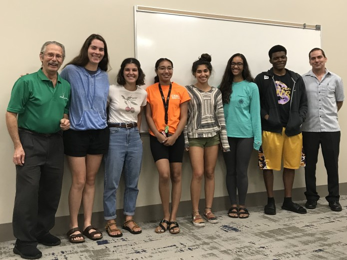 Green Actioneers Student Interns UCF