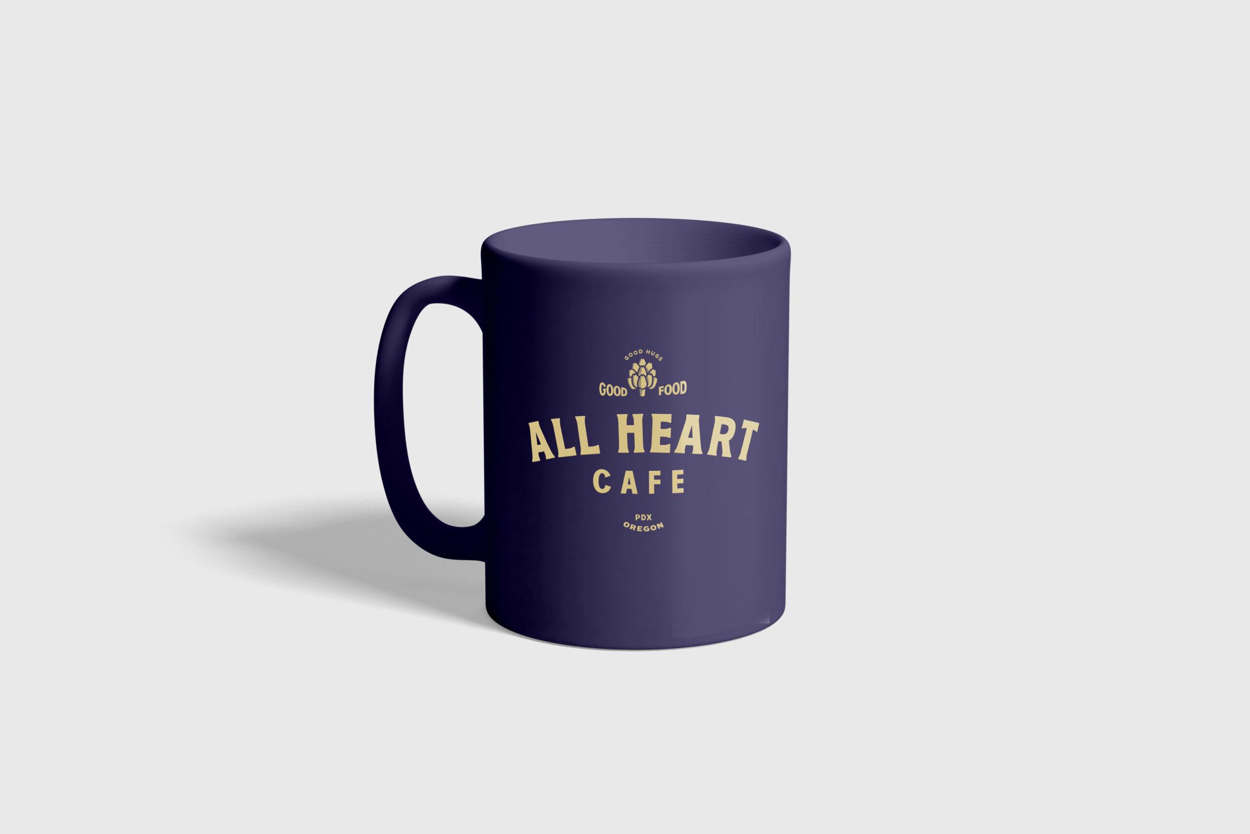 Artichoke Music Coffee Mug