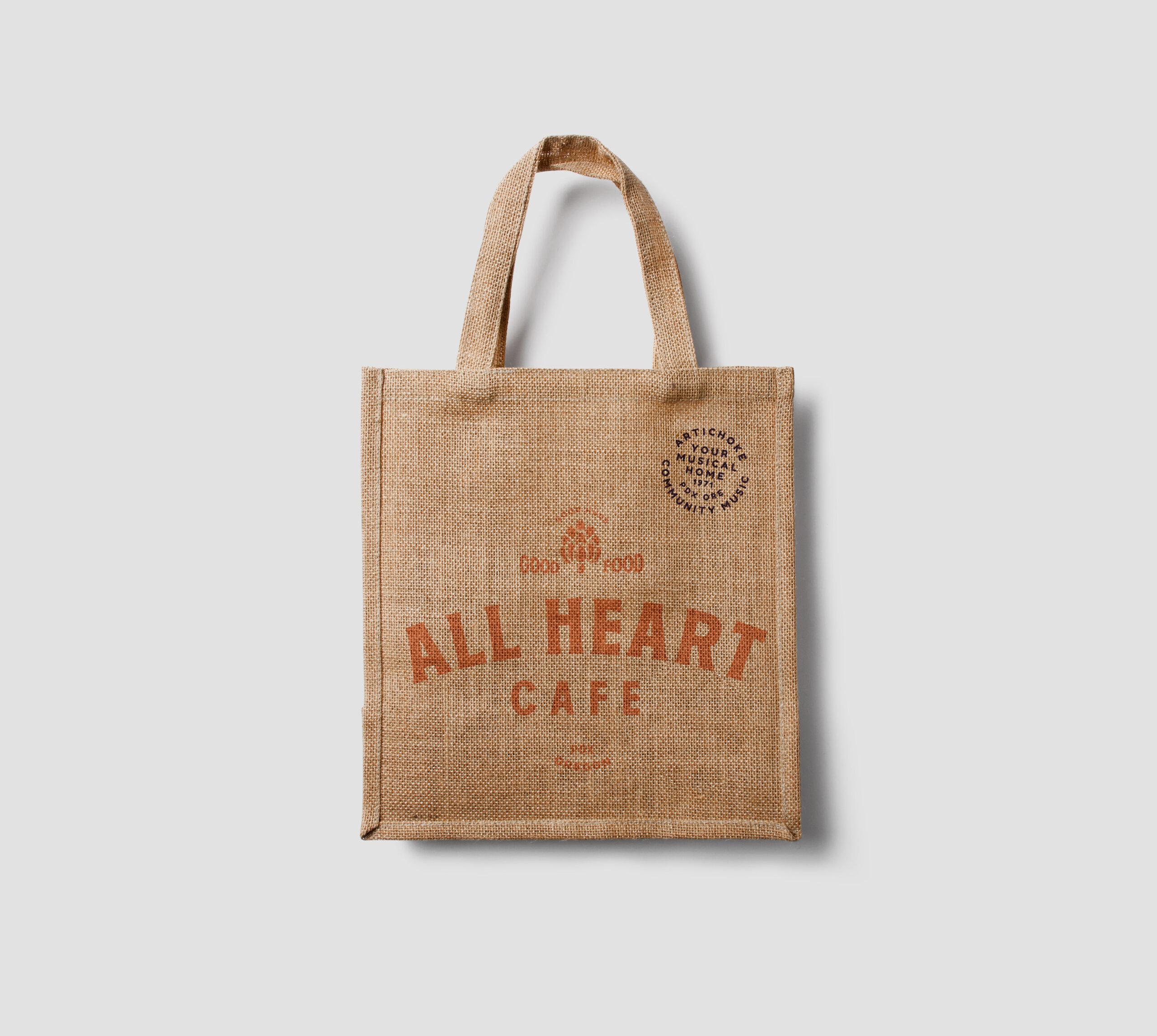 Artichoke Music Tote Bag