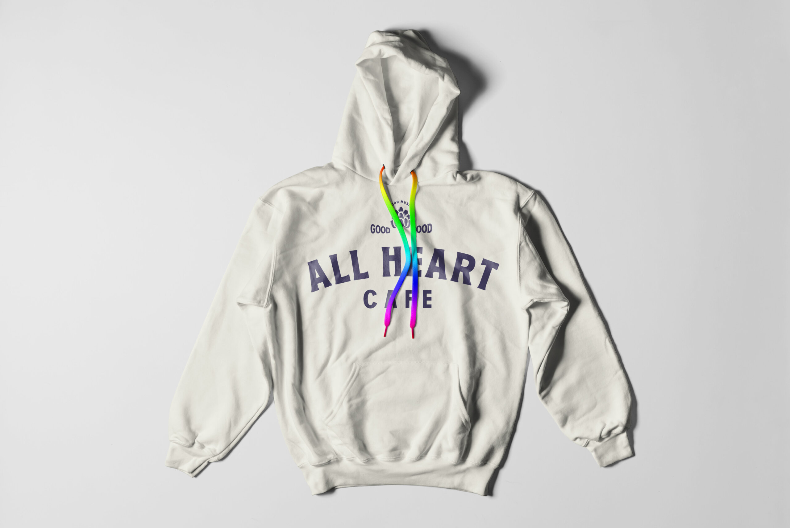 All Heart Cafe Hoodie