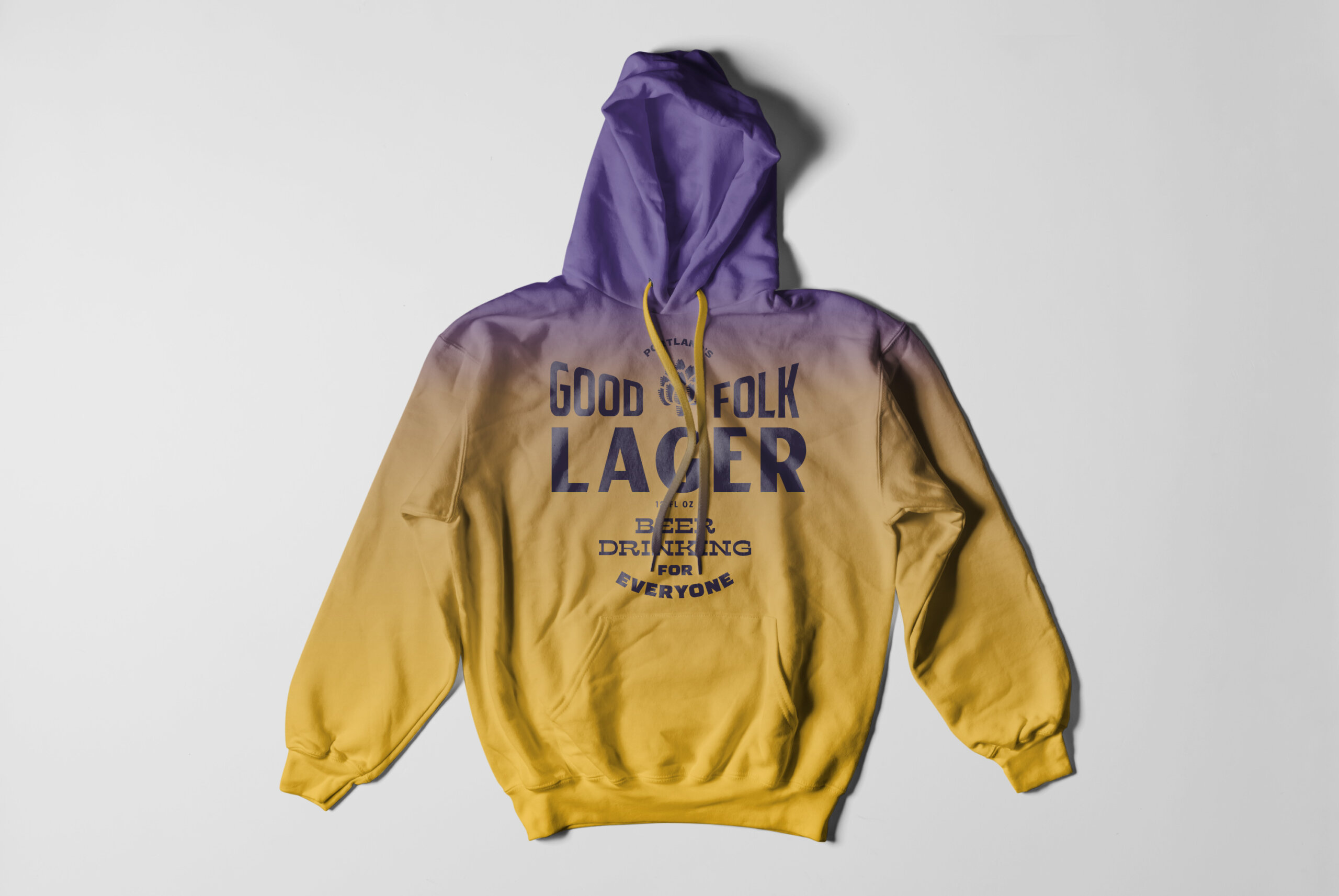 Artichoke Lager Beer Music Hoodie