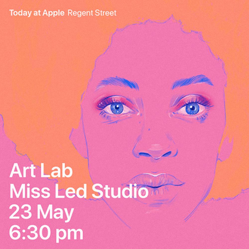 Today at Apple, Mark Shepherd