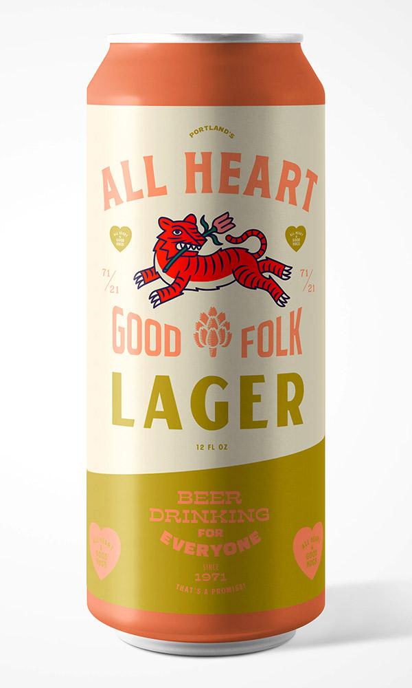 Artichoke All Heart Lager