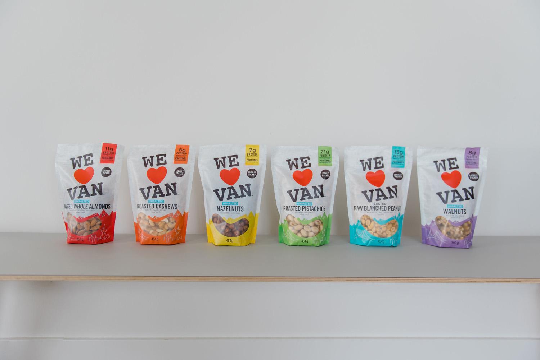 We Love Van - Nuts