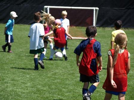 soccer camp sports