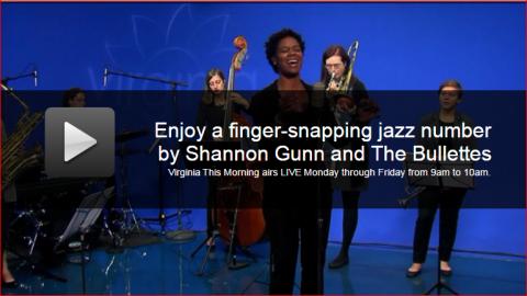 Bullettes On TV - http://wtvr.com/2015/12/30/enjoy-a-swinging-jazz-performance-by-shannon-gunn-the-bullettes/
