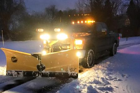 Holmes Landscapes and Hardscapes   Manlius NY   Serving The Syracuse NY Area Snowplowing
