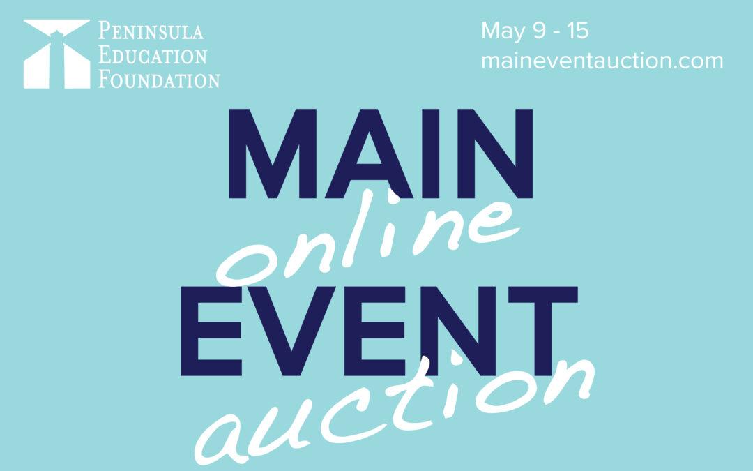 Main Event Online Auction