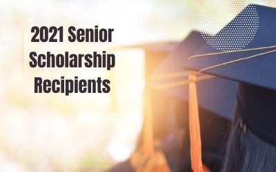 Senior Scholarship Winners