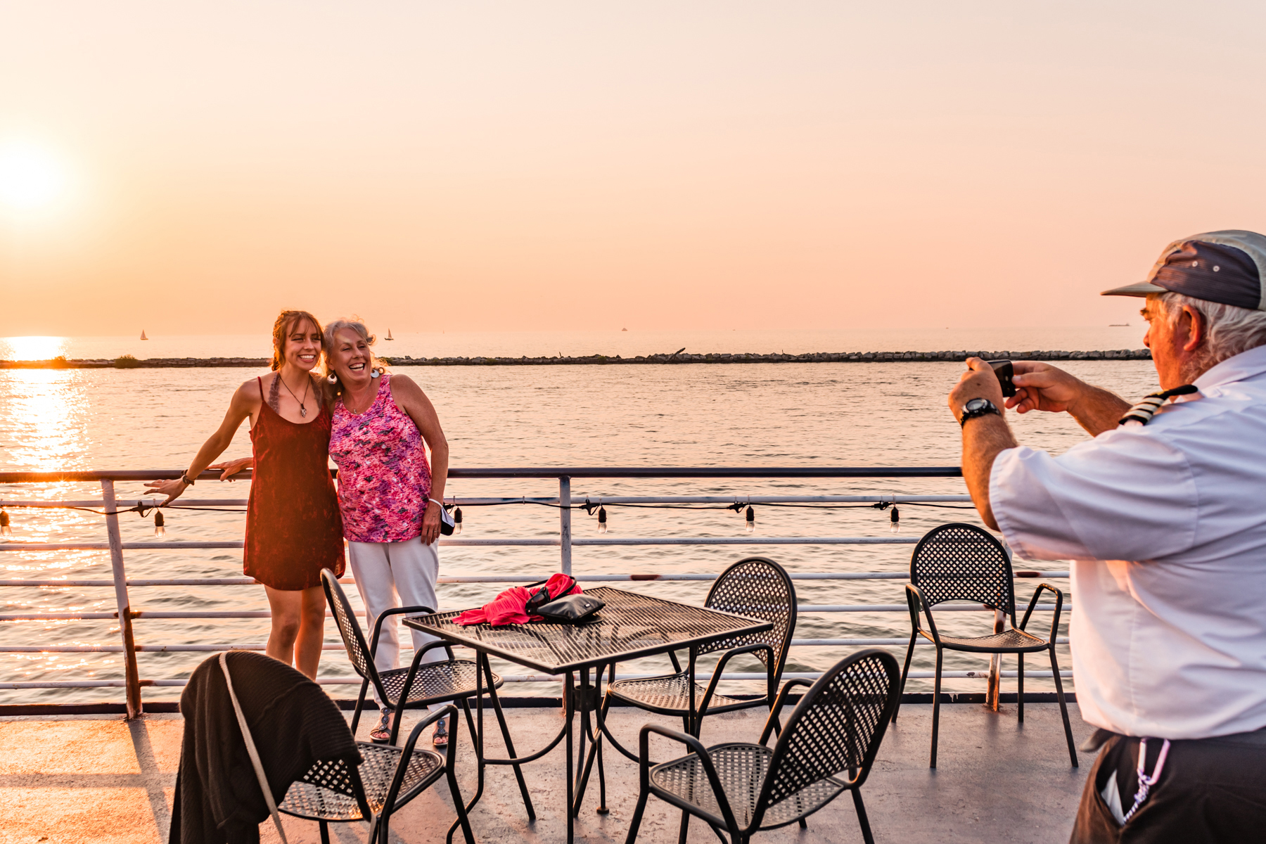 Sunset Cruise on the Nautica Queen