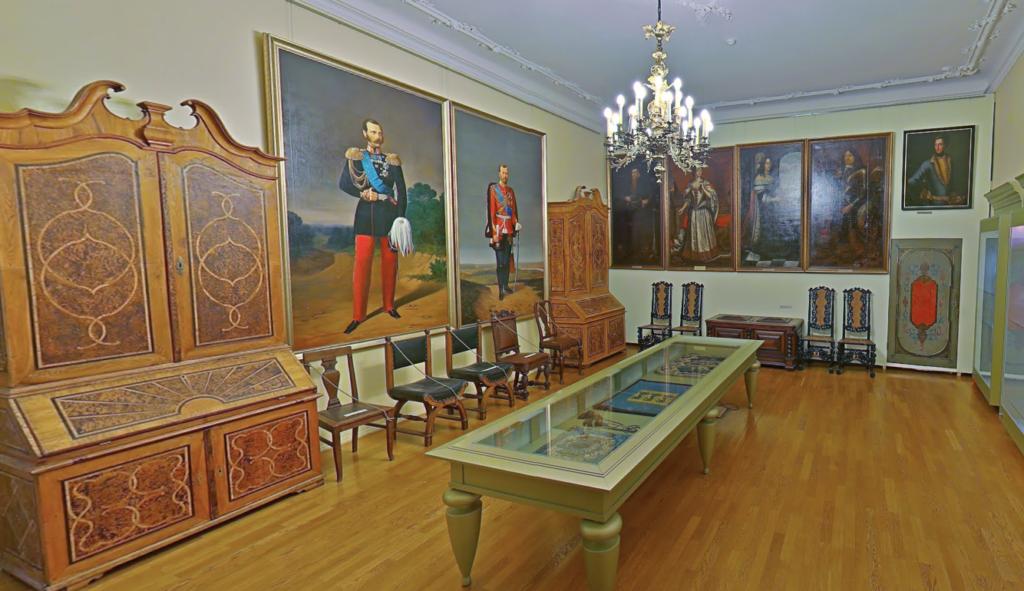 tour virtual pelo Tallinn City Museum