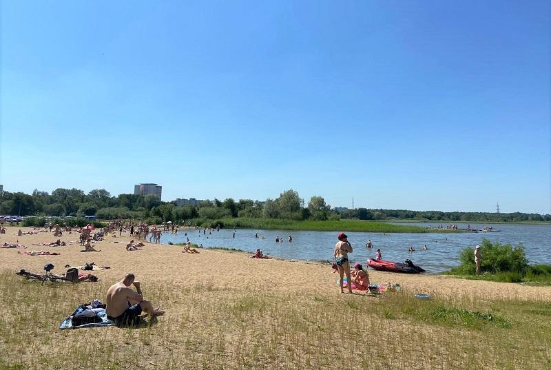 Harku beach Tallinn