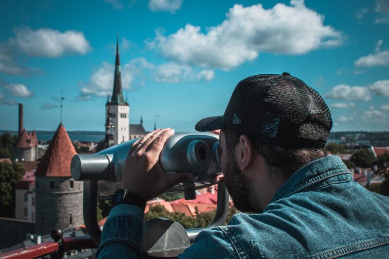 vista old town tallinn