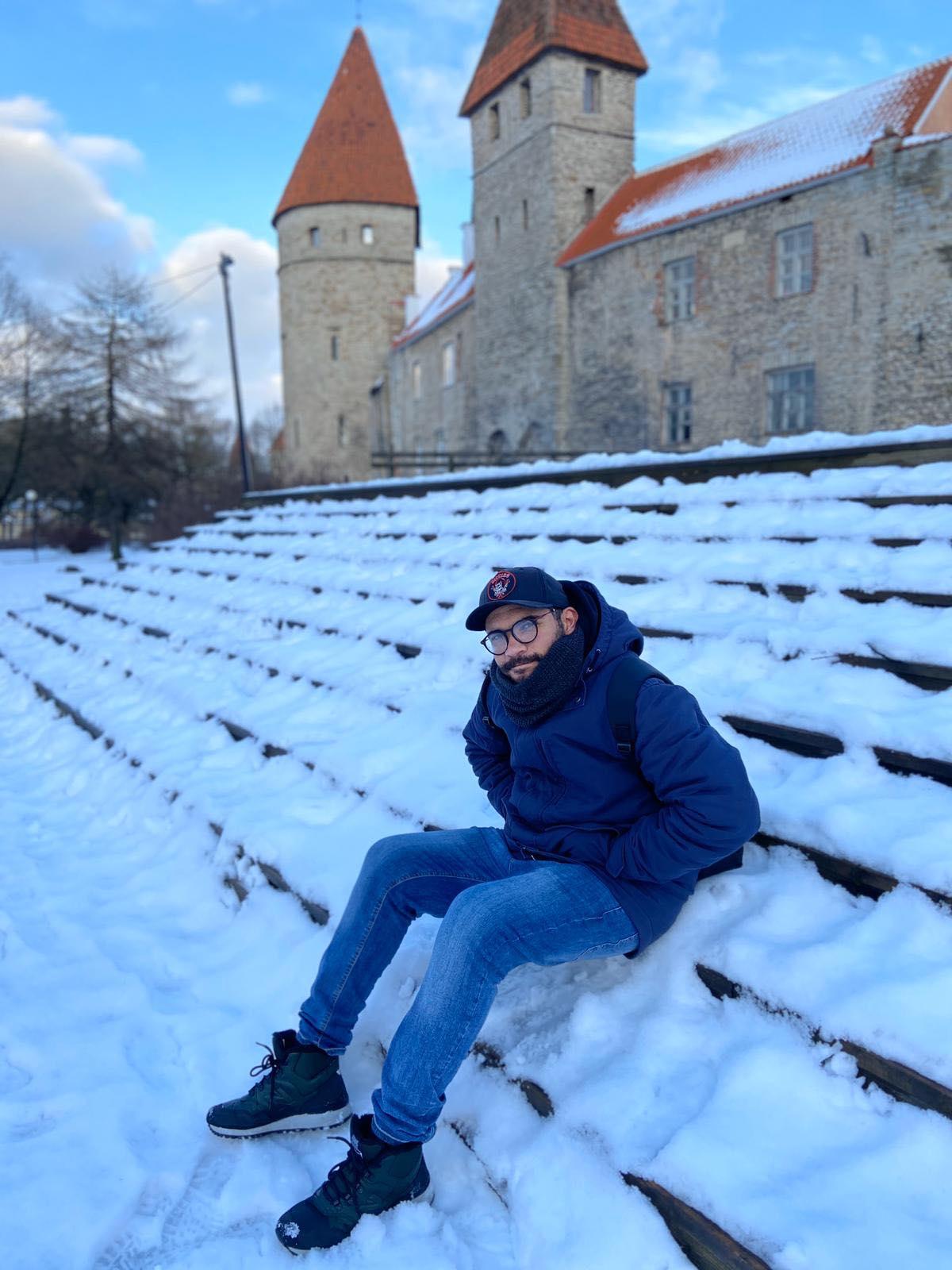 Towers' Square Tallinn photo by Tere Tallinn