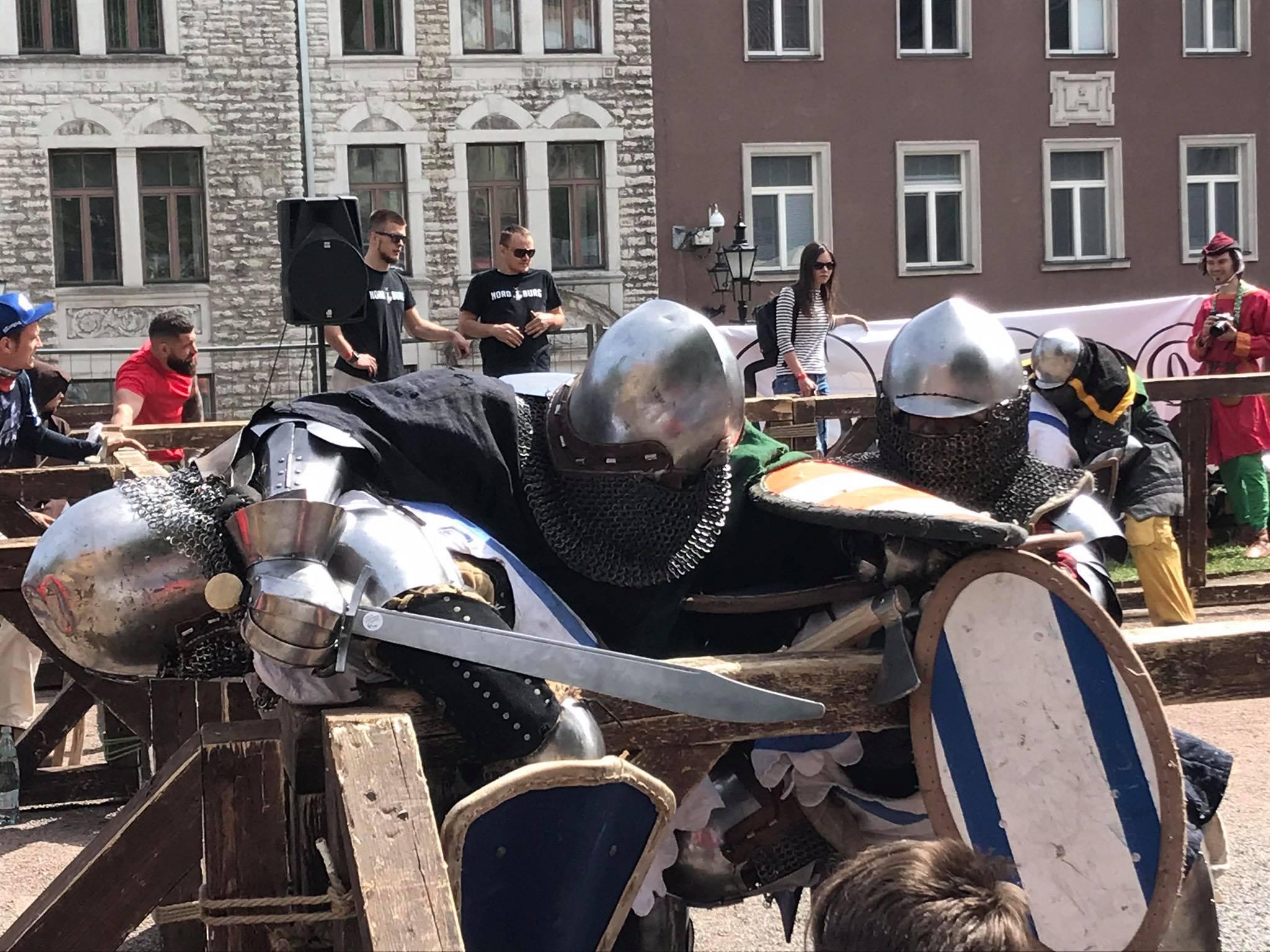 medieval days tallinn foto tere tallinn