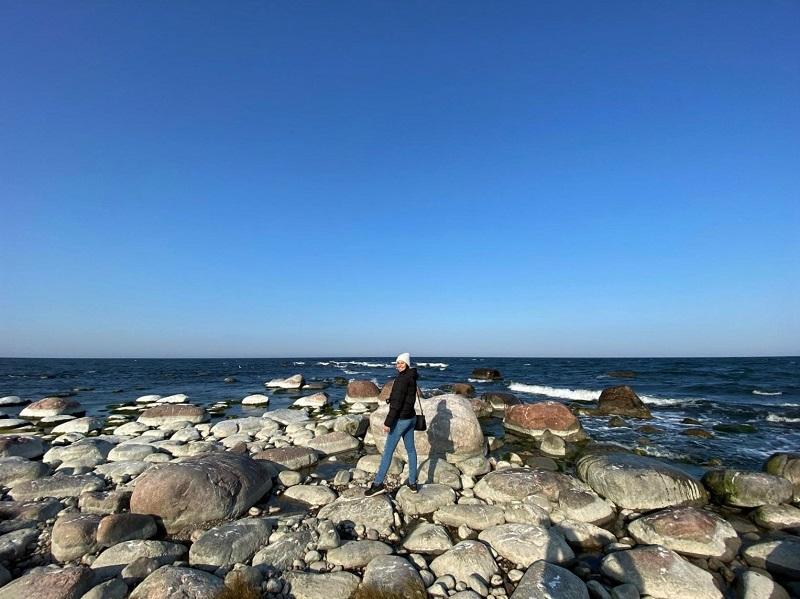 ponto mais ao norte da Estônia